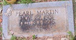 Pearl Martin