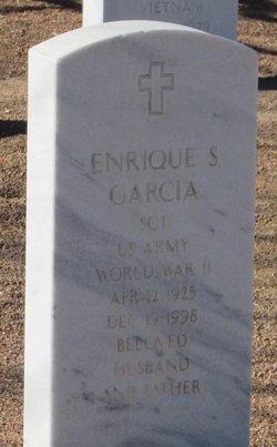 Enrique S Garcia