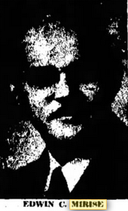 Edwin Clair Mirise