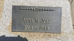 Anna Margaret <I>Eulberg</I> Jost