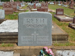 Adolph Joseph Reeh