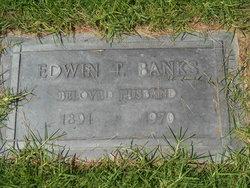 Edwin T Banks