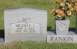 Mildred P. Rankin