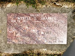 Louise Myrtle <I>Scott</I> Smarker