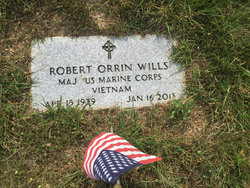 "Maj Robert Orrin ""Bob"" Wills"