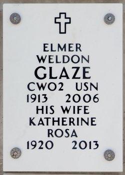 "Katherine Rosa ""Katy"" <I>Rosalewski</I> Glaze"