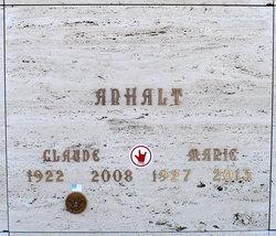 Claude Theodore Anhalt