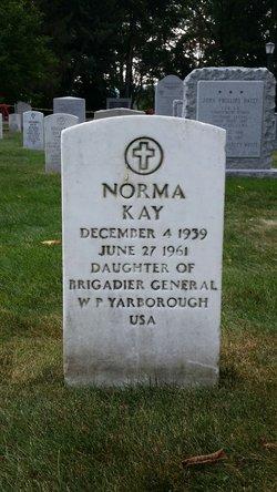 Norma Kay Yarborough