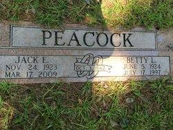 Jack Edward Peacock