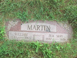 Iva May Martin