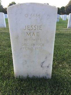 Jessie Mae <I>Allen</I> Nicholson