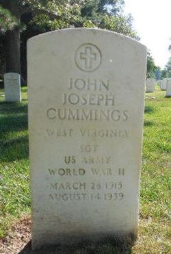 John Joseph Cummings