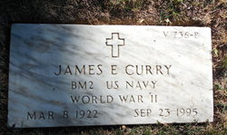 James Edward Curry