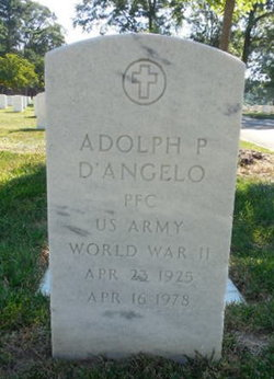 Adolph P D'Angelo