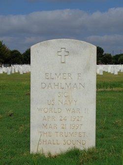 Elmer F Dahlman