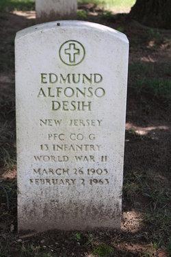 Edmund Alfonso Desih