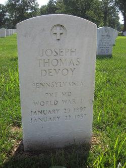 Joseph Thomas Devoy