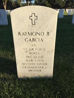 Raymond R Garcia