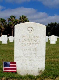 William Lawrence Garrett
