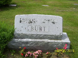 Carrie <I>Amidon</I> Burt