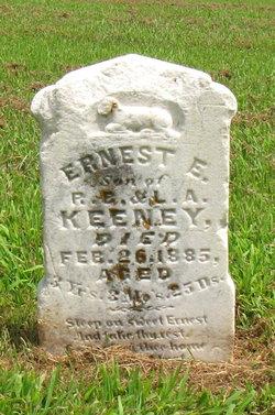 Ernest Elzie Keeney