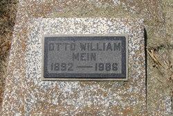 Otto Wilhelm Mein