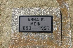 Anna Emilie <I>Stelljes</I> Mein