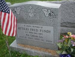 Attilio F Fundy