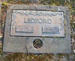 William Troy Ledford