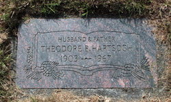 Theodore R Hartsoch