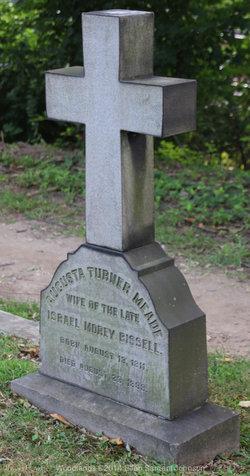 Augusta Turner <I>Meade</I> Bissell
