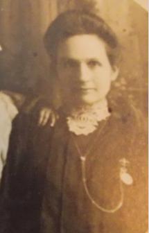 Mary E. <I>Logsdon</I> Jaggers