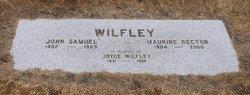Maurine <I>Rector</I> Wilfley