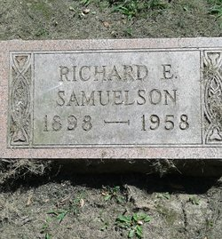 Richard Elias Samuelson
