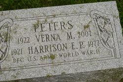 Verna M <I>Johnson</I> Peters