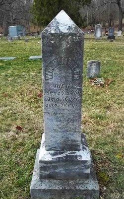 "William Burkett ""Buck"" Miller"