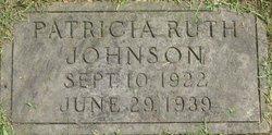 Patricia Ruth Johnson