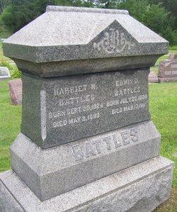 Harriet Newell <I>Brainard</I> Battles