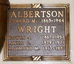 Edward Martin Albertson