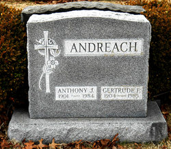 Anthony J Andreach