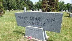 Folly Mountain Cemetery