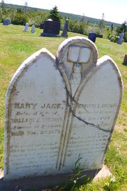 Mary Jane <I>Collins</I> Coggins