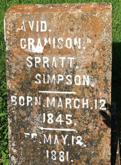 David Granison Spratt Simpson