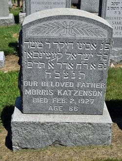 Morris Katzenson