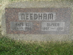 Kate Eva <I>Adams</I> Needham