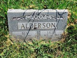 """Benjamin Charles """"Ben"""" Alderson"""