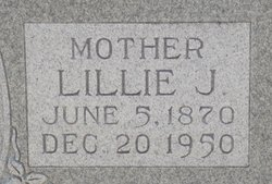 Lillie Dale <I>Jordan</I> Aaron