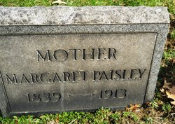 Margaret Paisley