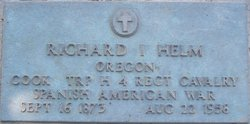 Richard I. Helm