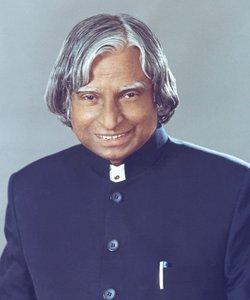 "Avul Pakir Jainulabdeen Abdul ""A.P.J."" Kalam"